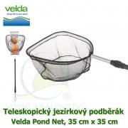 Jezírkový podběrák VT Pond Net, 35 cm x 35 cm