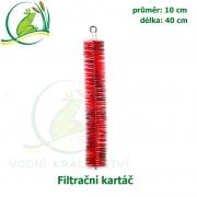 Filtrační kartáč 10 cm x 40 cm