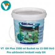 VT GH Plus 2500 ml Bucket na 15000 litrů, přípravek pro zvýšení tvrdosti vody v jezírku.