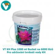 VT KH Plus 2500  ml Bucket na 15000 litrů, přípravek pro zvýšení tvrdosti vody v jezírku.