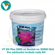 VT KH Plus 5000 ml Buckett na 30000 litrů, přípravek pro zvýšení tvrdosti vody v jezírku.