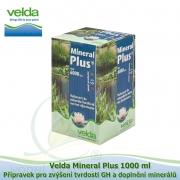 Mineral Plus 1000 ml, pro zvýšení tvrdosti GH a doplnění minerálů