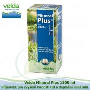 Mineral Plus 1500 ml, pro zvýšení tvrdosti GH a doplnění minerálů
