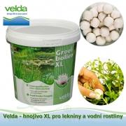 Hnojivo XL pro lekníny a vodní rostliny - Super growth balls