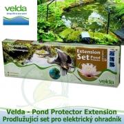 Prodlužující set pro elektrický ohradník - Velda Pond Protector Extension