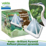 Reflexní plovoucí pyramida - Velda Brilliant Pyramid