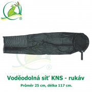 Voděodolná síť - rukáv KNS, Ø 25 cm, délka 117 cm