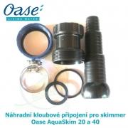 Náhradní kloubové připojení pro skimmer Oase AquaSkim 20 a 40