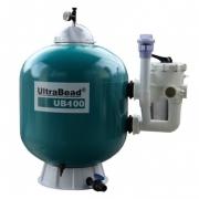 Tlaková filtrace Ultra Bead UB-100+bypass - Použité zboží !!!