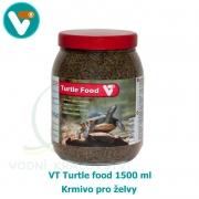 VT Turtle Food 1500 ml - krmivo pro želvy