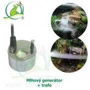 Mlhový generátor, mlhovač s trafem