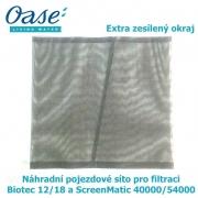 Náhradní pojezdové síto pro filtraci Biotec 12/18 a ScreenMatic 40000/54000