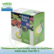 Profesionální test kvality vody na dusičňany - Velda Aqua Test NO 3