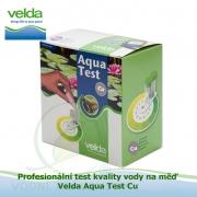 Profesionální test kvality vody na měď - Velda Aqua Test Cu