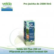 Velda GH Plus 250 ml - Přípravek pro zvýšení tvrdosti GH  pro jezírka do 2500 litrů