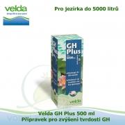 Velda GH Plus 500 ml - Přípravek pro zvýšení tvrdosti GH  pro jezírka do 5000 litrů