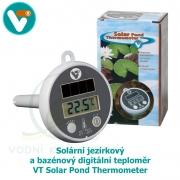 Solární jezírkový a bazénový digitální teploměr - VT Solar Pond Thermometer
