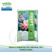Sázecí substrát pro lekníny 10 l - Velda Lelite