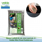 Sázecí substrát do mini jezírek 5 l - Velda Mini Pond Substrate