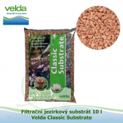Filtrační jezírkový substrát 10 l - Velda Classic Substrate