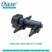 Oase UVC zářič Bitron C 9 Watt, - Výprodej nového zboží, poškozená krabice.