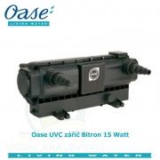 Oase UVC zářič Bitron 15 Watt, - Výprodej nového zboží, poškozená krabice.