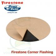 Firestone QuickSeam Corner Flash, rohová, kulatá pružná záplata