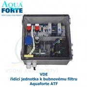 VDE - řídící jednotka k bubnovému filtru Aquaforte ATF