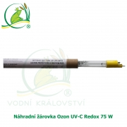 Náhradní žárovka Ozon UV-C Redox 75 W