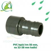 PVC lepící trn 50 mm, na 32-38 mm hadici
