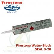 Firestone Water Block Sealant, universální tmel v tubě