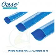 Plochá hadice PVC 1 1/2, balení 25 m