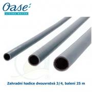 """Zahradní hadice 12 Bar (32 Bar), balení 25 m 3/4"""", 19 mm, Cena je za celé balení 25 m."""
