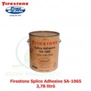 Firestone Splice Adhesive SA-1065, 3,78 litrů, lepidlo na přilepení EPDM na kovové podklady