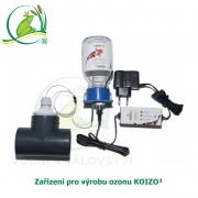 Zařízení pro výrobu ozonu KOIZO³