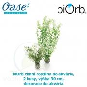 biOrb zimní rostlina do akvária, 2 kusy, výška 30 cm, dekorace do akvária