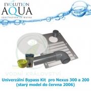 Univerzální Bypass Kit  pro Nexus 300 a 200 (starý model do června 2006)