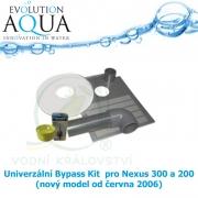 Univerzální Bypass Kit pro Nexus 300 a 200 (nový model od června 2006)