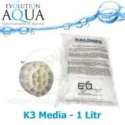 Evolution Aqua K3 filtrační médium 1 litr