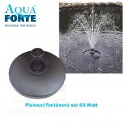 Plovoucí fontánový set 60 Watt