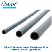 """Zahradní hadice 12 Bar (32 Bar), balení 25 m 3/4"""", 19 mm, Uvedená cena je za jeden metr."""