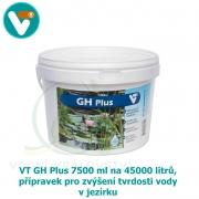 VT GH Plus 7500 ml na 45000 litrů, přípravek pro zvýšení tvrdosti vody v jezírku