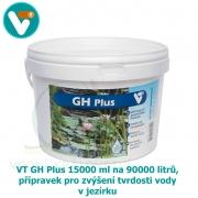 VT GH Plus 15000 ml na 90000 litrů, přípravek pro zvýšení tvrdosti vody v jezírku