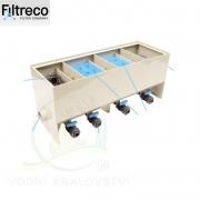 Filtreco 4 Chamber Small