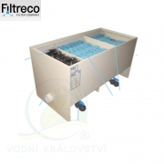 Filtreco 3 chamber double mats