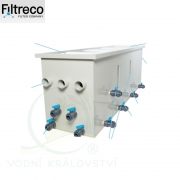 Filtreco 4 Kamer Moving Sieve L