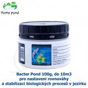 Bacter Pond 100g, do 10m3 - pro nastavení rovnováhy a stabilizaci biologických procesů v jezírku
