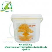 GH plus 5 Kg, přípravek pro zvýšení celkové tvrdosti vody v jezírku