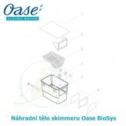 Náhradní tělo skimmeru Oase Biosys