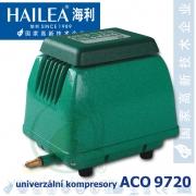 Univerzální int. - ext. kompresor ACO-9720, 30 litrů/min. 20 Watt